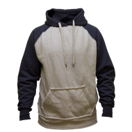 Picture of 2-Tone Pullover Hoody